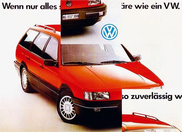 Burkard Alfred / Klose Maria - VW