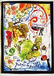 Tinguely Jean - Concert - Fête des Vignerons