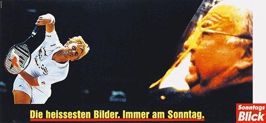 Benker André / Scotoni Roland - Sonntags Blick