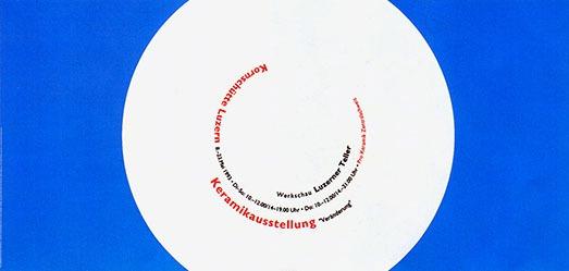 Steinemann Tino / Regli Renato - Keramikausstellung