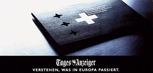 Rüegg / Keller / Meroni - Tages-Anzeiger