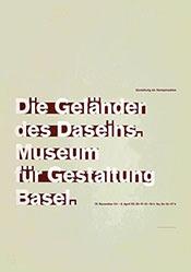 Staehelin Georg - Die Geländer des Daseins