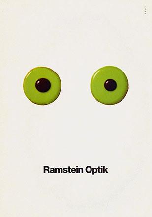Favo Werbung - Ramstein Optik