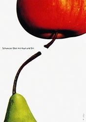 Peyer Aurel - Schweizer Obst mit Haut und Stil