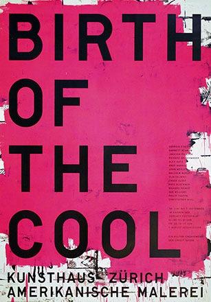 Windlin Cornel - Birth of the cool