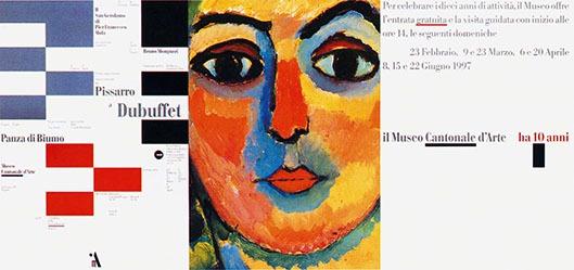 Monguzzi Bruno - Museo Cantonale d'Arte Lugano