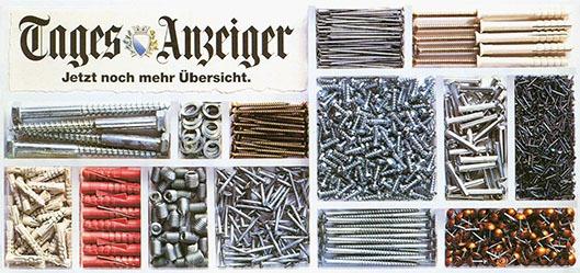 Weber, Hodel, Schmid Werbeagentur - Tages-Anzeiger