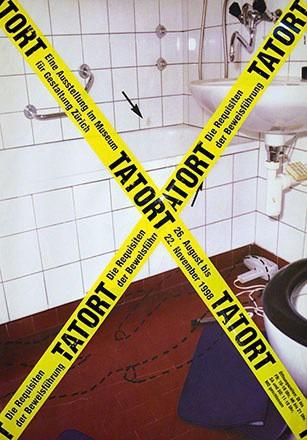 Velvet Creative Office - Tatort - Die Requisiten der Beweisführung