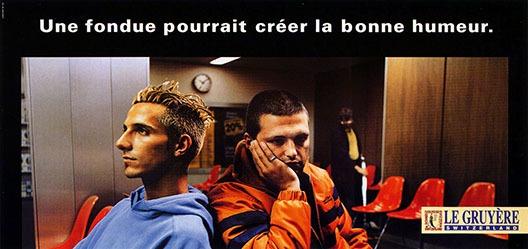 LOWE/GGK Werbeagentur - Le Gruyère