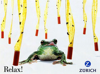 Weber, Hodel, Schmid Werbeagentur - Zürich Versicherung
